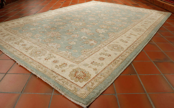 A hand knotted rug is worth investing in as it likely to give many years of pleasure.