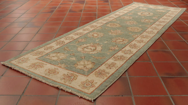 This Ziegler runner 179 x 60 cm (5'10 x 1'11) in size