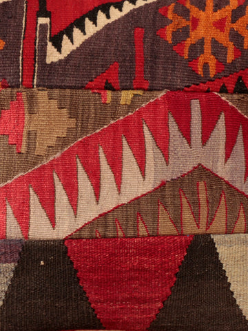 Turkish Kilim Cushion - 295520