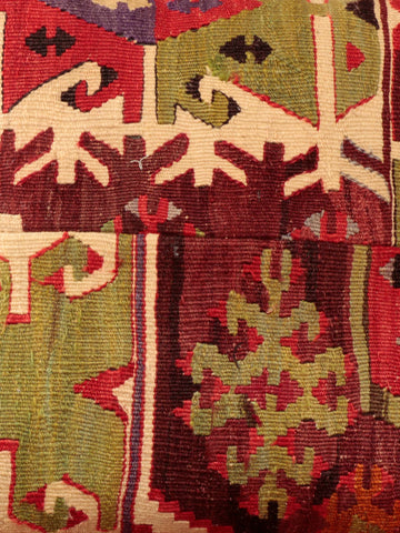 Turkish Kilim Cushion - 295522