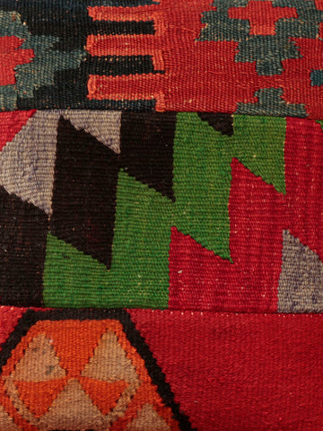 Turkish Kilim Cushion - 295524