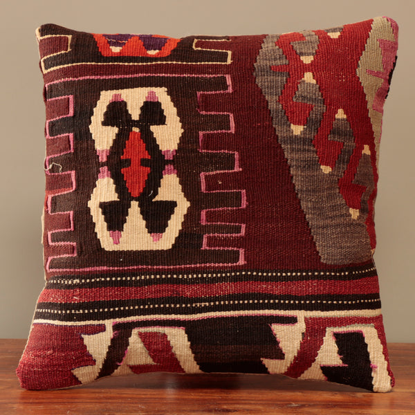 Turkish Kilim Cushion - 295526