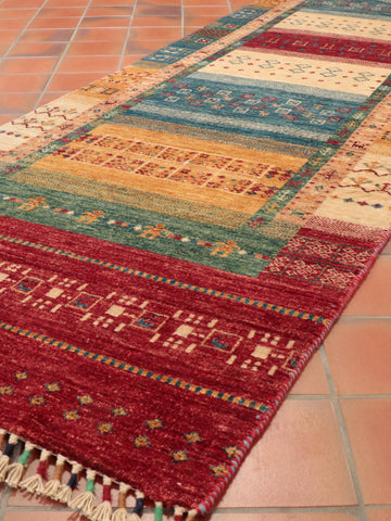 Afghan Loribaft long runner - 295548