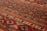 Fine Afgan Samarkand Carpet - 295549