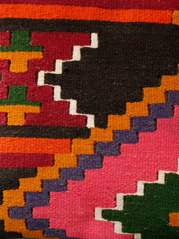 Turkish Kilim Cushion - 295785