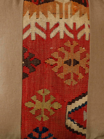 Turkish Kilim Cushion - 295813