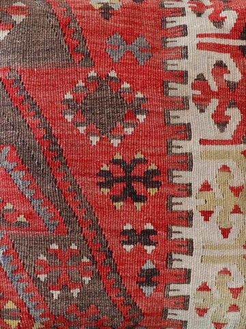 Turkish Kilim Cushion - 295822