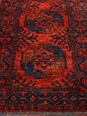 Hand made Afghan Ersari runner - 295840