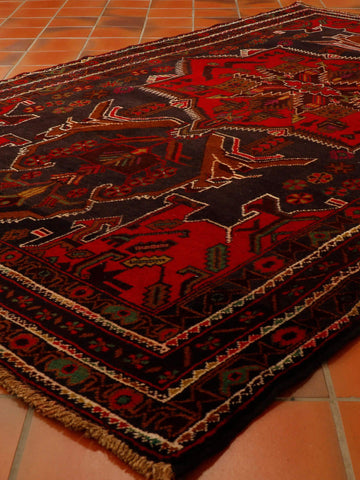 Afghan Belouch tribal rug - 295861