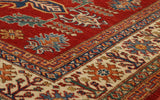 This Afghan Kazak has a multitude of colours