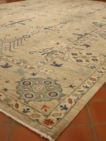 Modern Ziegler large carpet - 306344