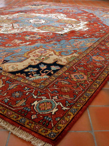 Indo Heriz carpet - 306385