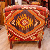 Turkish kilim Howard Chair - 306755