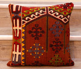 Turkish Kilim Cushion - 306763