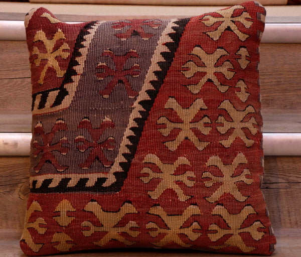 Turkish Kilim Cushion - 306839