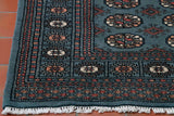 Luxury Mori Pakistan Bokhara rug - 307052