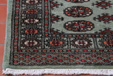Luxury Mori Pakistan Bokhara rug - 307055