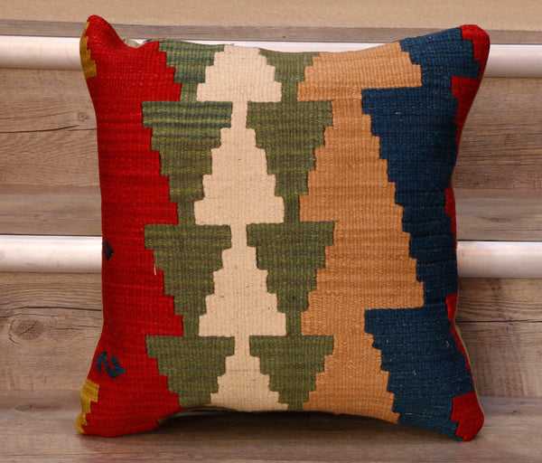 Turkish kilim cushion - 307204