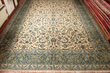 Made in the town of Kashan in central Iran this carpet would lighten any room.