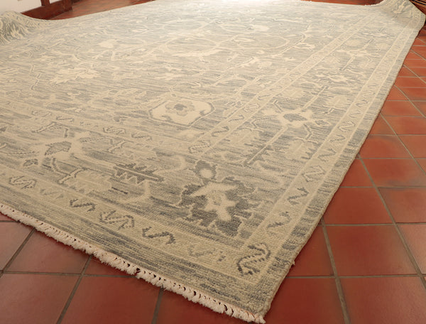 Indian Tonal contemperary oversize carpet - 518414