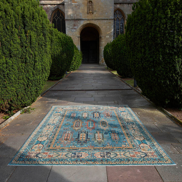 Afghan Tribal carpet - 306337