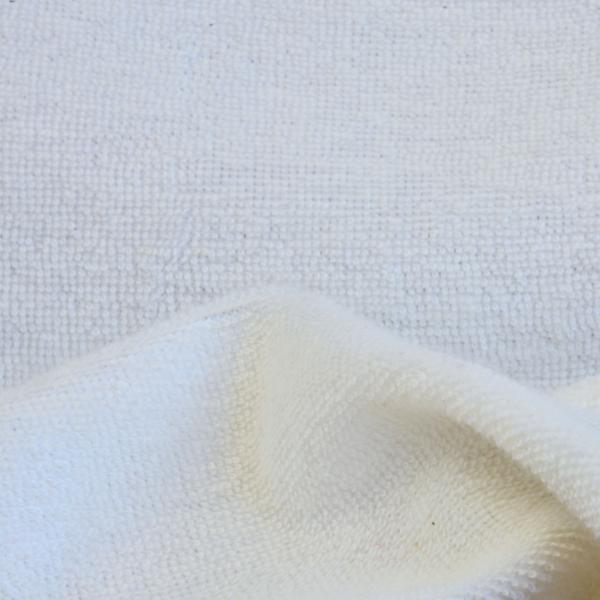Organic Cotton Bamboo Terry Natural 9-9.5 oz.