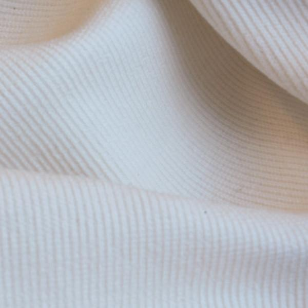 Bamboo Cotton Spandex Rib 2x1 Natural 11-11.5 oz.