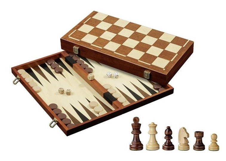 Sjakk og backgammon
