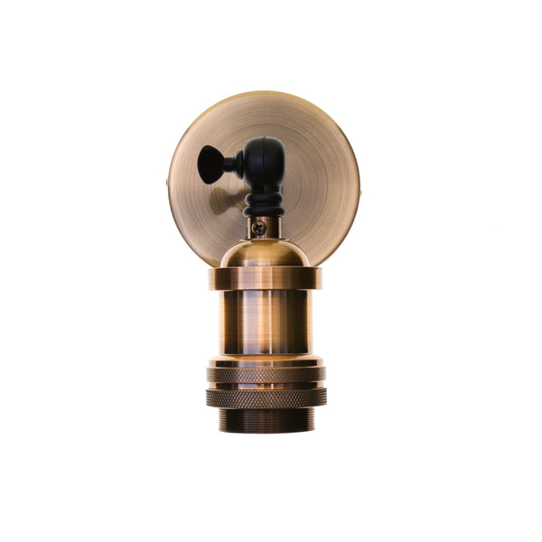 Pype Single Arm Wall Sconce