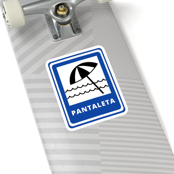 Playas - Pantaleta Stickers