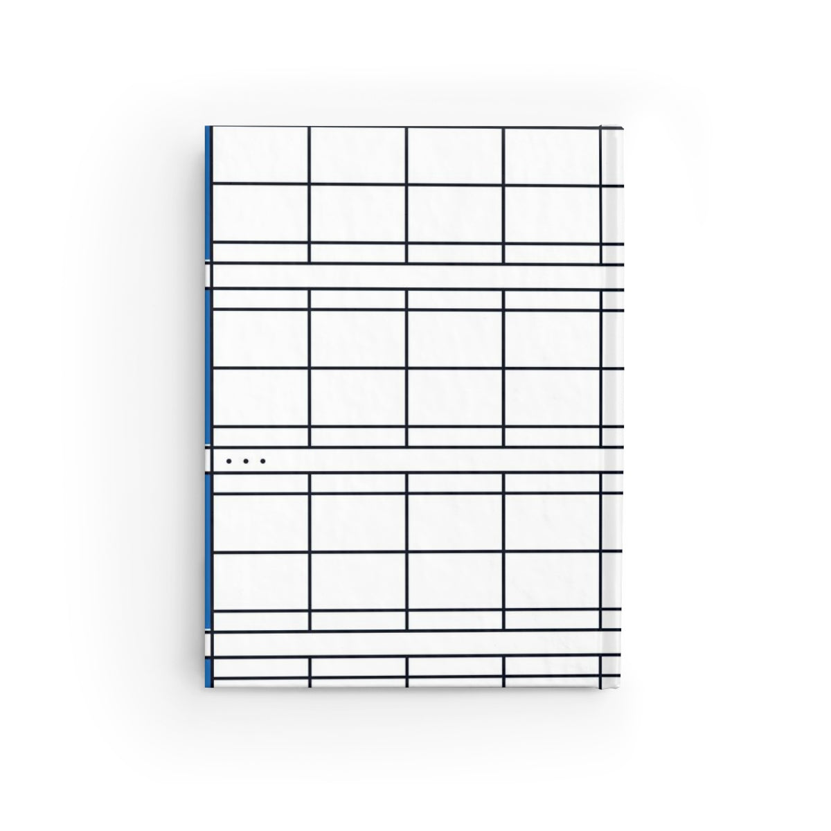 Viulma Building - Blank Notebook