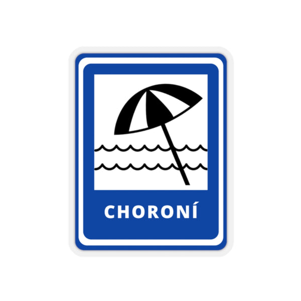 Playas - Choroní Stickers