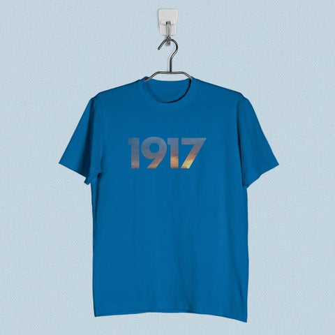 Men T-Shirt - 1917 Movie Logo