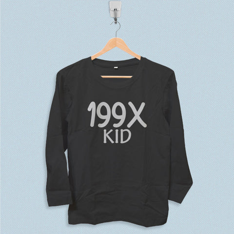 Long Sleeve T-shirt - 199X Kid