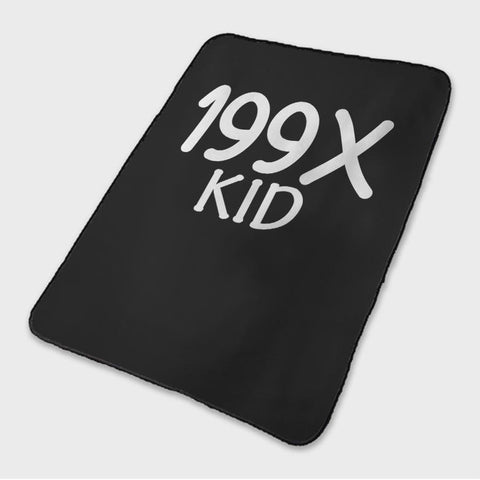 199X Kid Fleece Blanket