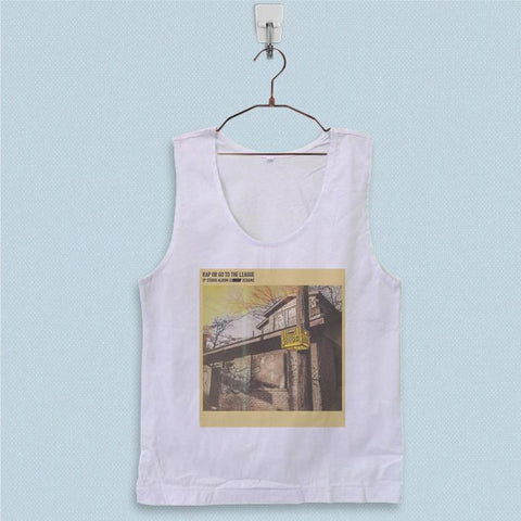 Men's Basic Tank Top - 2 Chainz Rap or Go to The League