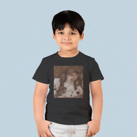 Kids T-shirt - 2 Chainz Rule The World ft Ariana Grande