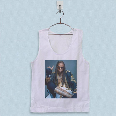 Men's Basic Tank Top - 2 Chainz Style