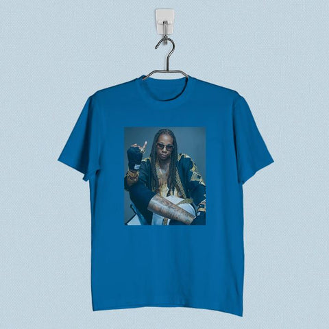 Men T-Shirt - 2 Chainz Style