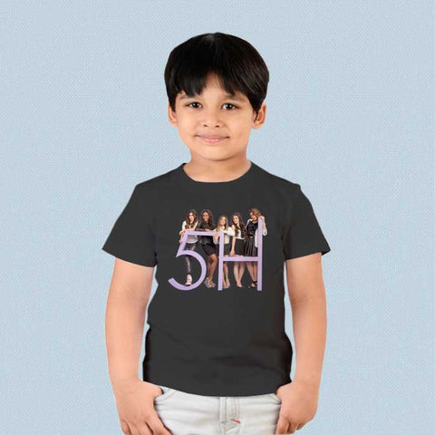 Kids T-shirt - 5H Fifth Harmony