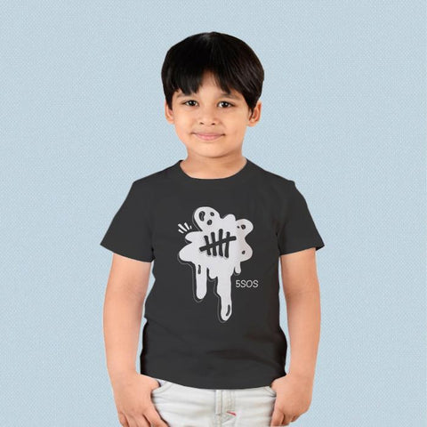 Kids T-shirt - 5 Seconds of Summer 2016