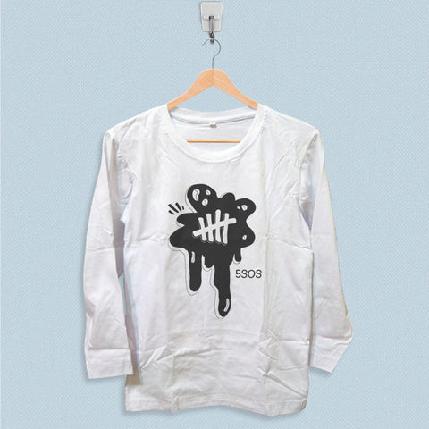 Long Sleeve T-shirt - 5 Seconds of Summer 2016