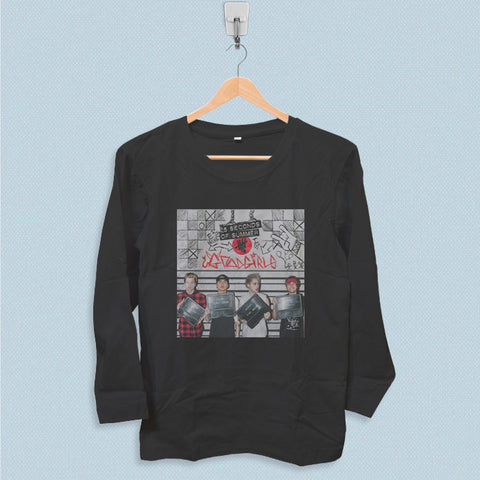 Long Sleeve T-shirt - 5 Seconds of Summer 5SOS Band