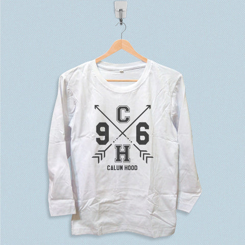 Long Sleeve T-shirt - 5 Seconds of Summer Calum Hood 5SOS