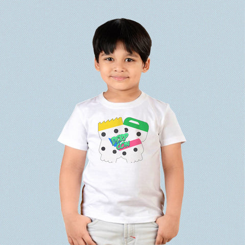 Kids T-shirt - 5 Seconds of Summer Derp Con