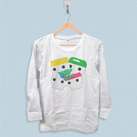 Long Sleeve T-shirt - 5 Seconds of Summer Derp Con