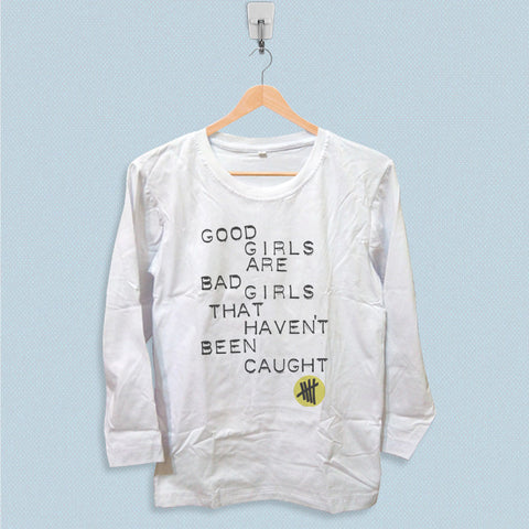 Long Sleeve T-shirt - 5 Seconds of Summer Good Girl