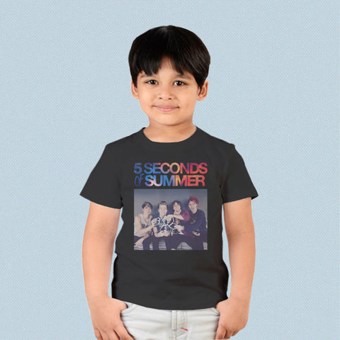 Kids T-shirt - 5 Seconds of Summer