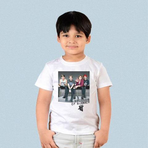Kids T-shirt - 5 Seconds of Summer Tour 2017