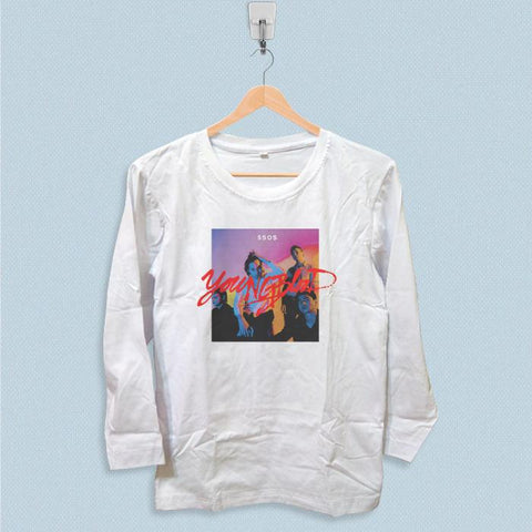 Long Sleeve T-shirt - 5 Seconds of Summer Youngblood